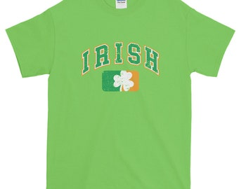 IRISH Short-Sleeve T-Shirt, Men tshirt, Women tshirt, Unisex tshirt