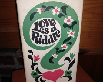 1964 Love is a Riddle book