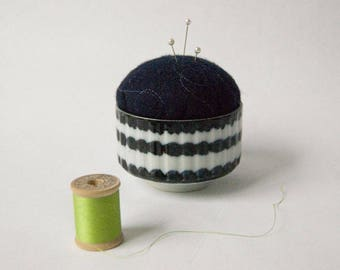 One of a Kind Sake Cup Pincushion 4, Sewing Notion