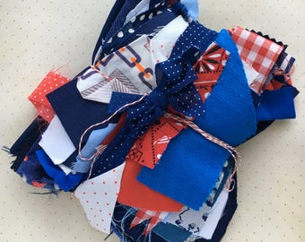 Crafty Scraps: You're A Grand Old Flag