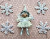 Snow Angel Pin