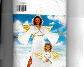 Butterick Children's /Misses' Angel Costume Pattern 4116
