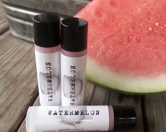 Lip Balm WATERMELON Lip Butter ... Black Kettle