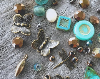 Artisan Insect Kit= DIY Jewelry