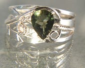 Enchanted - Tourmaline ring reserved for Eileen