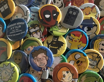 Buttons!!!