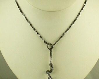 SALE OctopusME Lariat, Tentacle Jewellery, Octopus necklace...