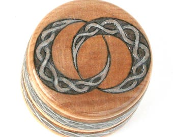 Celtic Trinket Box 22 - Gealach