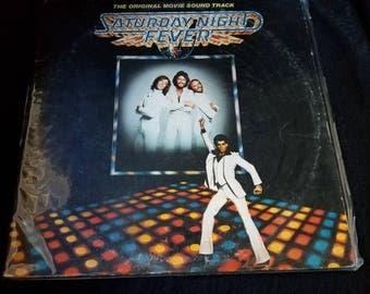 1977 Saturday Night Fever Original Movie Soundtrack