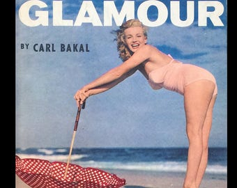 1950s Glamour Pinup Photography How To Book First Edition How to Shoot for Glamour Marilyn Zsa Zsa Gina and More!
