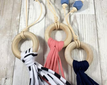 Josephine | Chews Life Tassel Necklace