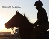 Horse and Rider, Churchill Downs, Louisville KY, Kentucky Derby, Fine Art Photography, Print, Glossy, 5 x 7