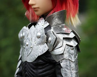 SD13/17 Riveted Metal Armor 6 Piece Set [For Dolls]