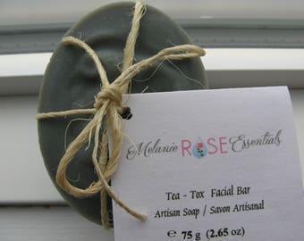 Tea-Tox Facial Soap
