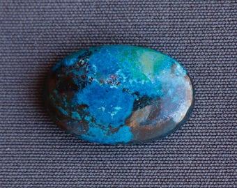 Chrysocolla Stone Cabochon