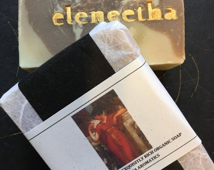 Exquisitely Rich Cacao Patchouli Soap smooth cresmy