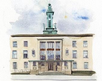Town House - Kirkcaldy