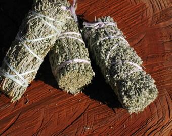 Shasta Sage Smudging Bundle~Uplifting~Clearing Space~Ritual Supply