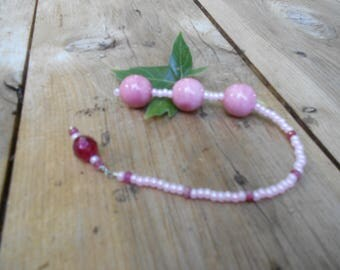 Pussy Pink Pleasure Balls- Pleasure Balls-Love Balls - Female Stimulation- Ben Wa Balls-mature