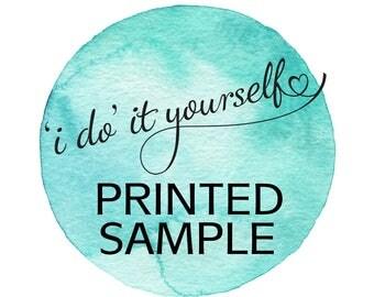 wedding invitation SAMPLE printed and posted - invite design, wedding stationery, idoityourself, do it yourself wedding invitations example