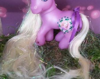 My Little Ponies: Princess Rapunzel (Long Hair)