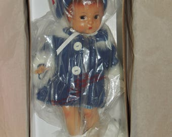 1996 WINTER PATSY Never Removed from Original Box by Effanbee