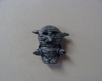Pascagoula Alien Magnet Sculpt