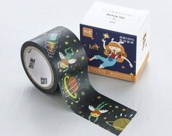 Space Girl Washi Tape (SC-213)