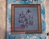 """Just Nan """"Snowball Day"""" Cross Stitch Pattern"""