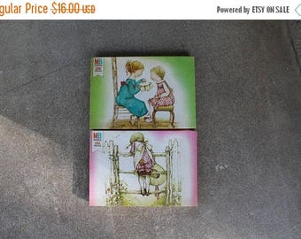 RESERVED Vintage Holly Hobbie Puzzle 250 Pieces Girls Prairie Complete
