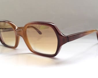 70s Vintage German Brand Marwitz Toffee Sunglasses