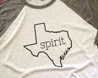 Hurricane Harvey Relief Spirit T shirt