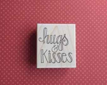Hugs and Kisses Stamp