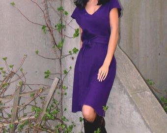 Simplicity Dress Hemp Organic Cotton