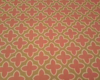 Cotton canvas fabric 1/2 yard