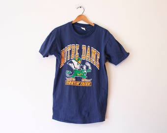 Vintage Notre Dame Fighting Irish T Shirt