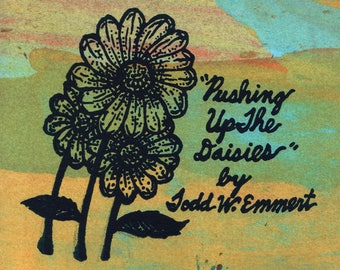 Todd W. Emmert - Pushing Up The Daisies - CDR - dttr045