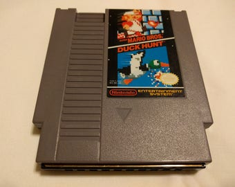 Super Mario Bros/Duck Hunt NES Harmonica