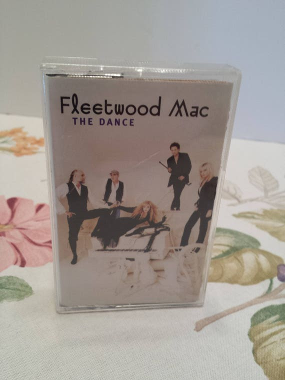 Fleetwood Mac The Dance - 1997 Reprise Records - Vintage Cassette Music Tape
