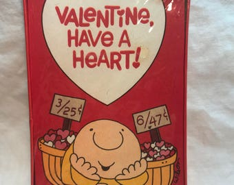 Vintage Ziggy Valentine's Day Cards~NEVER USED~Retro 1980's~Free Shipping~L@@K