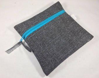 Wet Bag Cloth Pad Wet Bag Basic Black