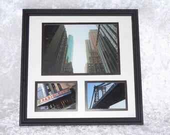 Original Photography Framed Prints Photos - New York City Sights Icons NYC Landmark