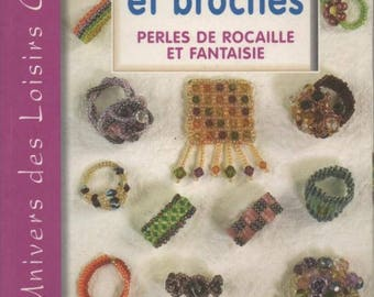 2 - Book creating seed beads and fancy jewelry