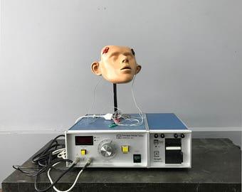 Electroshock Therapy ECT Somatics Thymatron Unit Quack Medical Vintage Medical