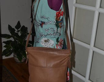 On Sale COACH~Coach Bag~British Tan  Shoulder Bag~Coach Tote ~Excellent Condition Brass Hardware Hang Tag