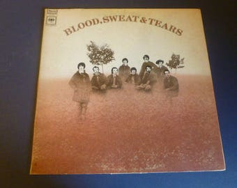 Blood, Sweat & Tears Vinyl Record LP CS 9720 Columbia Records 1968