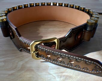 Ranger Shotgun Cartridge Belt