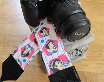 Snow White Camera Strap Disney Princess