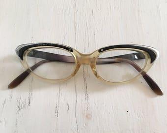 1960s Ladies Vintage spectacles