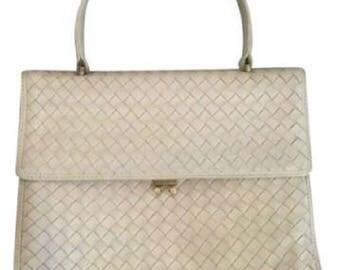 BOTTEGA VENETA INTRECCIATO Handbag and Dust Bag